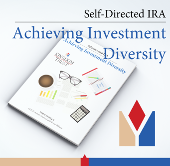 EBOOK Self-Directed IRA - Achieving Investment Diversity LP Button